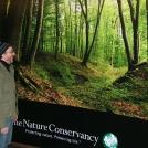 Custom Wallpaper Mural for the Nature Conservancy