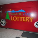 Environment Graphic for Maine State lottery
