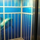 Elevator Backwall