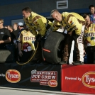 National Pit Crew Championship Powered by Tyson(Photo by Tom Copeland)