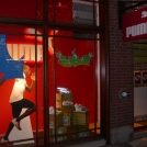 Marathon Promo Retail Graphics for Puma