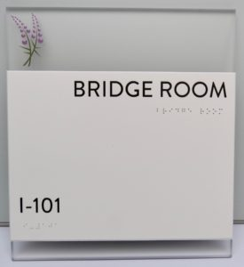 ADA Signage by ICL Imaging