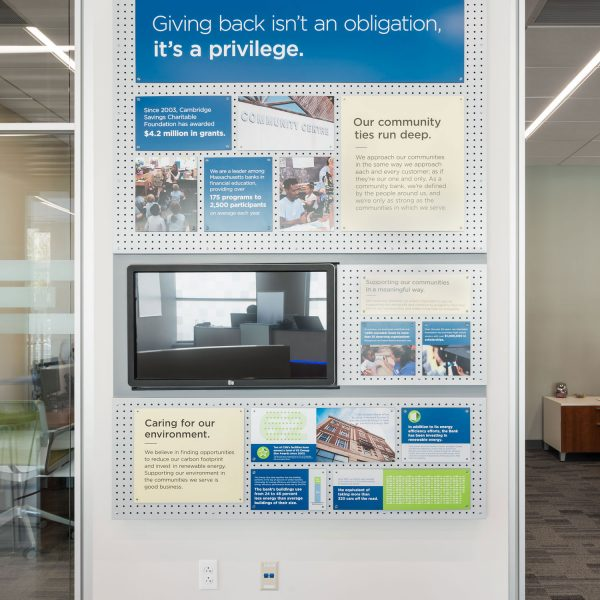Interactive Graphics Display