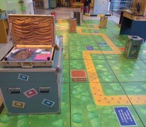 Floor Graphics for the Ecotarium by ICL Imaging