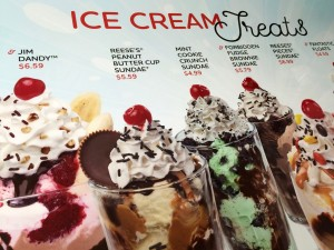 Friendly's Ice Cream Graphic printed by ICL Imaging