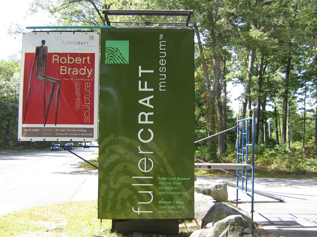 Outdoor Vinyl Banners printed by ICL Imaging Large Format Printing & Solutions near Boston, MA