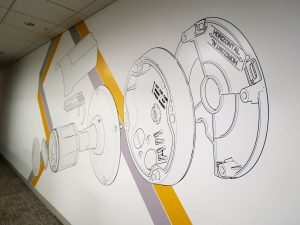 Custom Wall Coverings by ICL Imaging