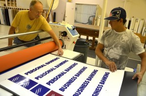 Mounting & Laminating prints to boards