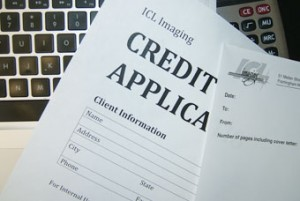 Credit Application for ICL Imaging, Large Format Printers near Boston