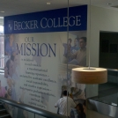 Custom Wallpaper for Becker College