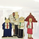 Event Graphic Dilbert Cut-Out