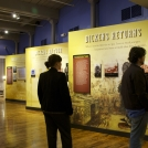 Charles Dickens Museum Exhibit Graphics