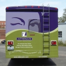 Athena Vehicle Wrap