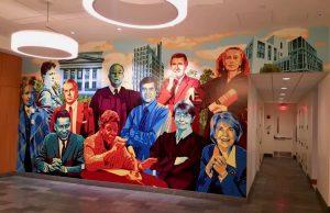 Wallpaper Mural by ICL Imaging