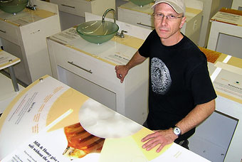 Specialty Graphic Applications printed and installed by ICL Imaging, Large Format Printing & Solutions near Boston, MA